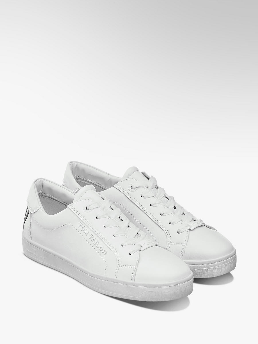 check out 45519 6d737 Sneaker von Tom Tailor in weiß - DEICHMANN