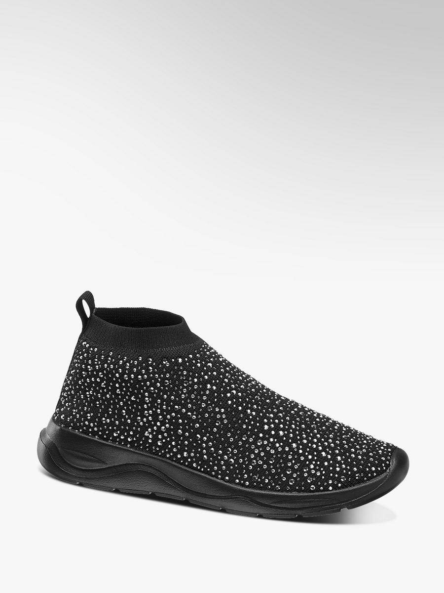 9ab790dcab198f Sneaker von Venice in schwarz - DEICHMANN