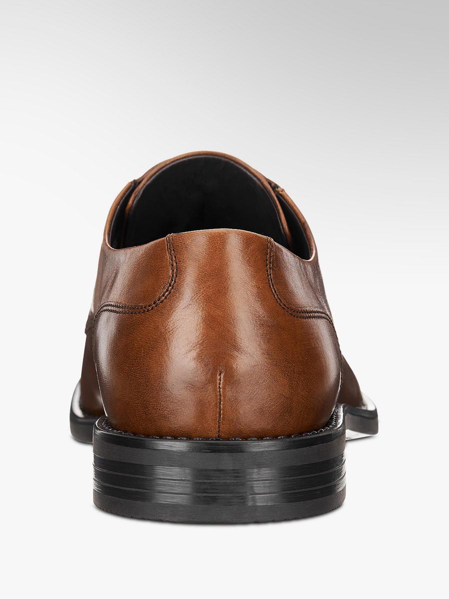 eadb7a2b9 Spoločenská obuv značky AM SHOE vo farbe koňaková - deichmann.com