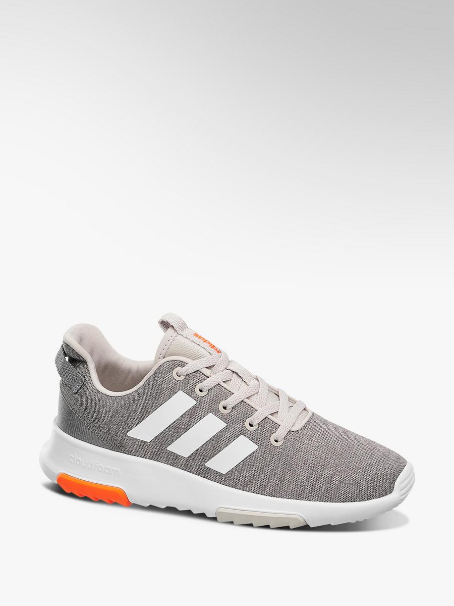 undefeated x elegant shoes catch Sportschuh Cloudfoam RACER TR K von adidas in grau - DEICHMANN