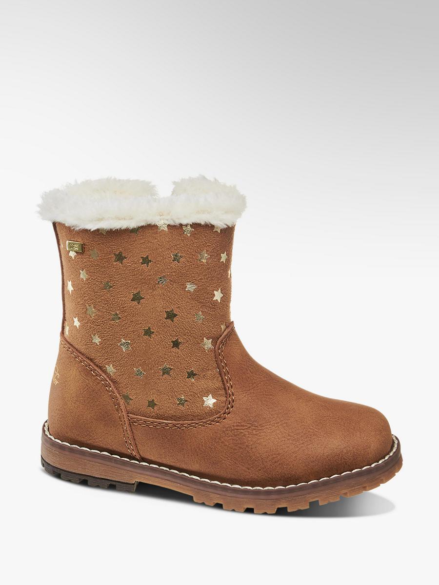 new product e8143 d478f Stiefel von Tom Tailor in braun - DEICHMANN