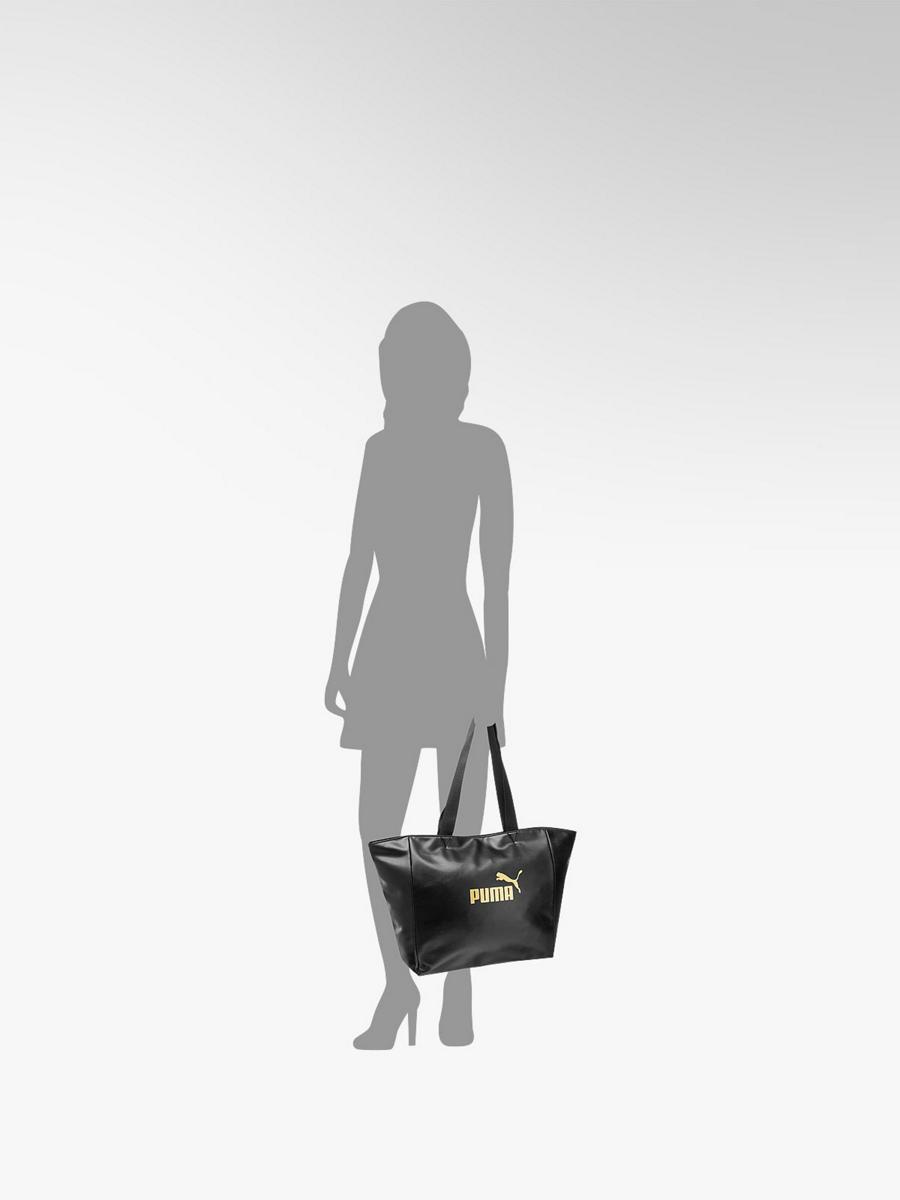 35d99507f5 Taška Wmn Core Up Large Shopper značky Puma v barvě černá ...