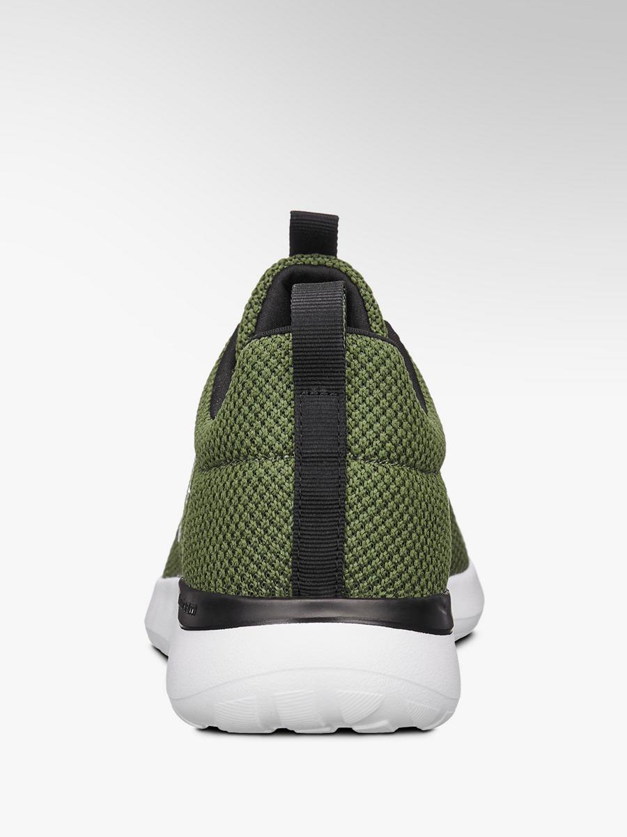 00ca690f03 Tenisky CF Lite Racer CLN značky adidas v barvě zelená - deichmann.com