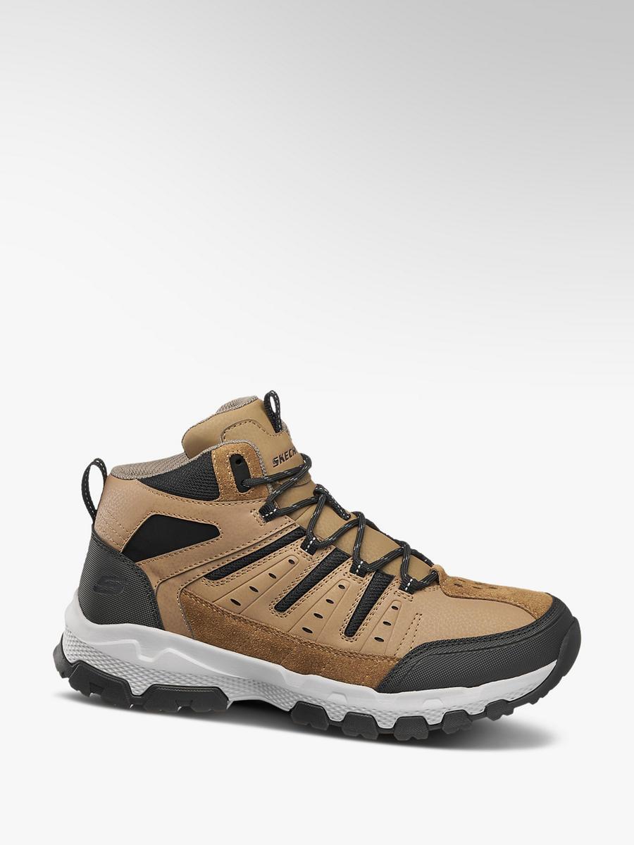 sneakers for cheap 7f8a5 f5cbb Trekking Schuh von Skechers in braun - DEICHMANN