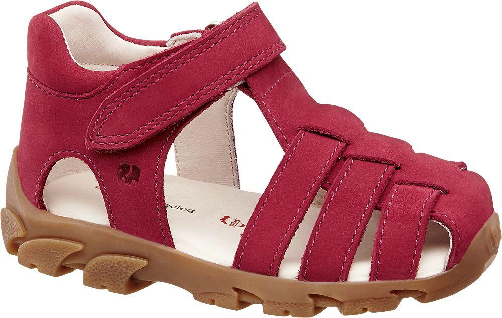Kinder deichmann Sandale, Weite Mittel rot | 4054613202098