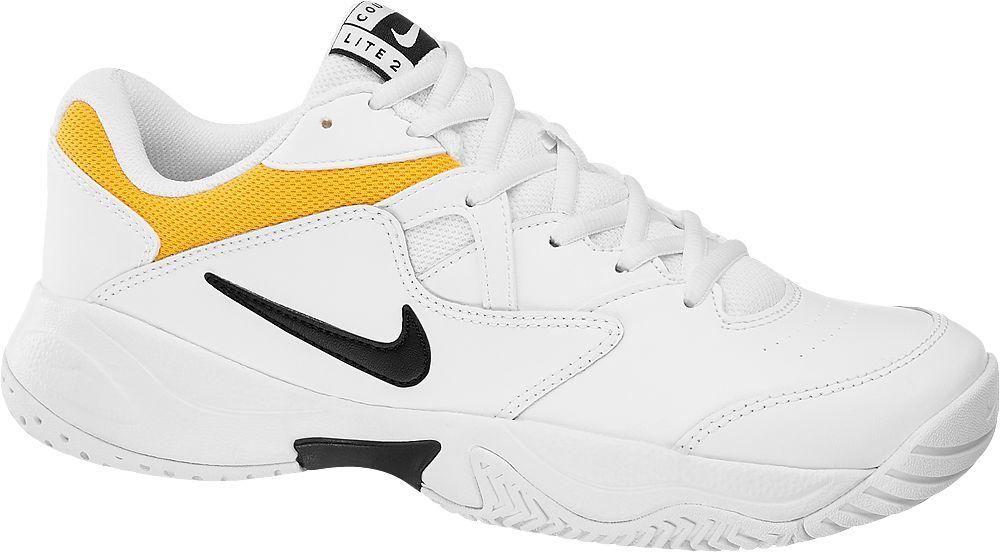 Herren deichmann Sneaker Court Lite weiß | 0192499318961