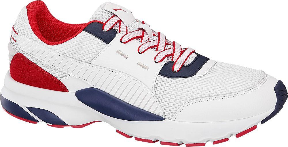 Herren deichmann Sneaker Future Runner PRM weiß | 4060979071940