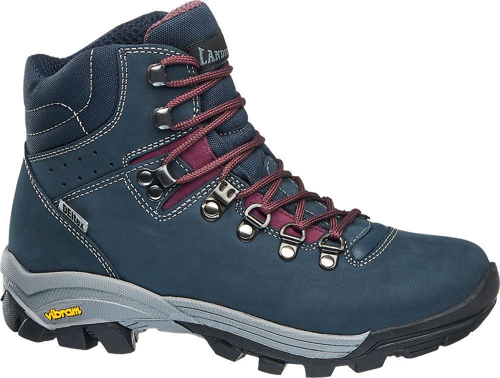 Damen deichmann Trekking Boots blau |