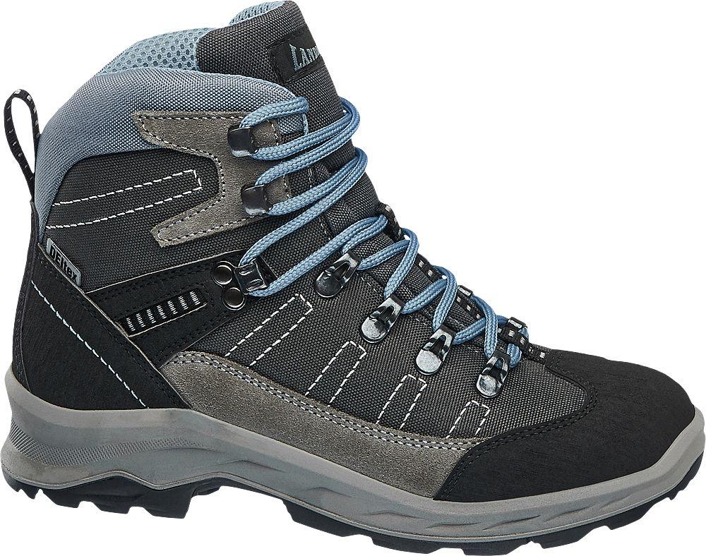 Damen deichmann Trekking Boots grau |