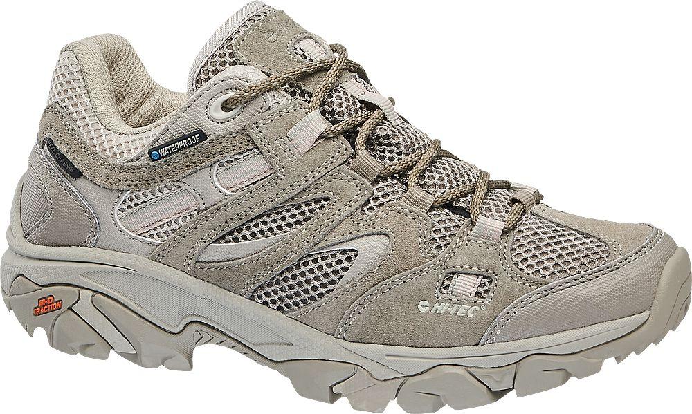 Damen deichmann Trekking Schuh grau | 5013342092300