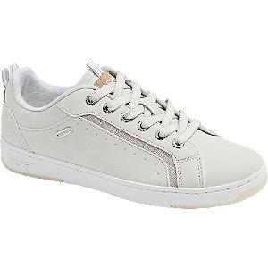 Levně Šedo-bílé tenisky Esprit
