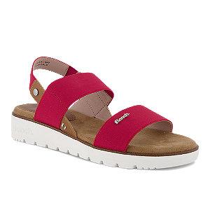 Image of Bench Damen Hohe Sandalette Rot