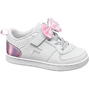 Witte sneaker strik Fila maat 29