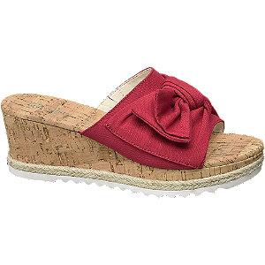 Rode slipper sleehak