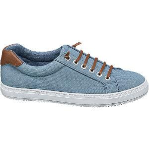 Blauwe jeans sneaker slip on Vty maat 41