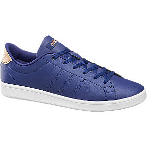 adidas cloudfoam advantage blauw