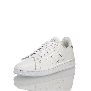 Image of adidas Advantage Damen Sneaker Weiss