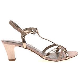 Sandalen für Frauen - Sandalette AUREA › Roland › rosegold  - Onlineshop Roland