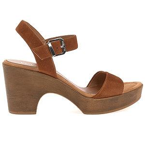 Sandalen für Frauen - Sandaletten › Roland › braun  - Onlineshop Roland