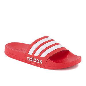 Image of adidas Adilette Herren Pantolette Rot