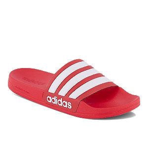 Image of adidas Adilette Damen Pantolette Rot