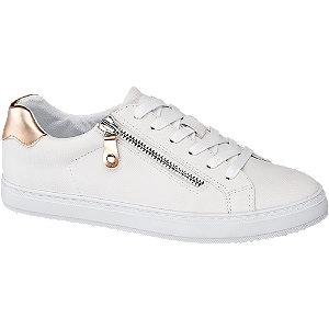 Witte sneaker sierrits Graceland