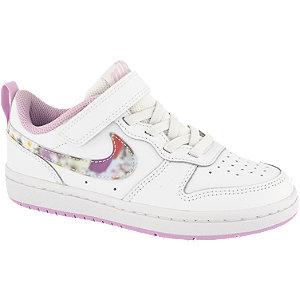 Witte Court Borough Low 2 klittenband Nike maat 29.5