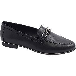 Graceland Zwarte loafer ketting maat 40 online kopen