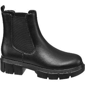 Zwarte chelsea boot grove zool