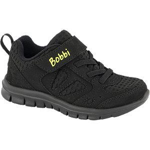 Zwarte sneaker Bobbi-Shoes