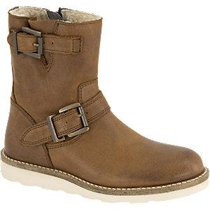Bruine leren boot Victory maat 29