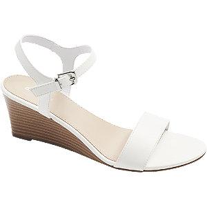 Graceland Witte sandalette maat 38 online kopen