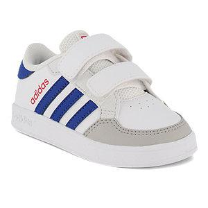 Image of adidas Brektnet Infant Jungen Sneaker Weiss