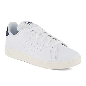 Image of adidas Advantage Kinder Sneaker Weiss