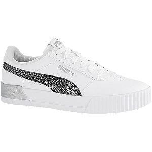Puma Carina Untamed sneakers wit/zilver online kopen