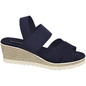 Graceland Blauwe sandalette maat 39 online kopen