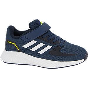 Adidas Performance Runfalcon 2.0 Classic hardloopschoenen donkerblauw/wit kids online kopen