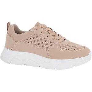 Roze sneaker perforatie Oxmox