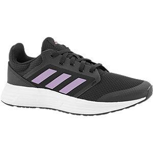 Adidas Performance Galaxy 7 Classic hardloopschoenen zwart/fuchsia/wit online kopen