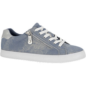 Blauwe sneaker sierrits Graceland