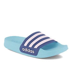 Image of adidas Adilette Mädchen Pantolette Blau