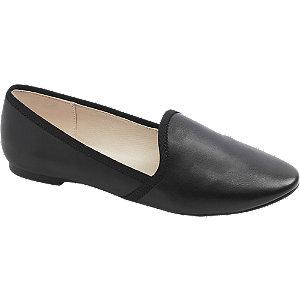 Zwarte loafer Graceland