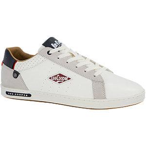 Witte sneaker Hayes Lee Cooper