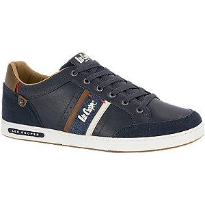 Blauwe sneaker Peckham Lee Cooper