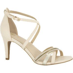 Graceland Beige sandalette maat 41 online kopen