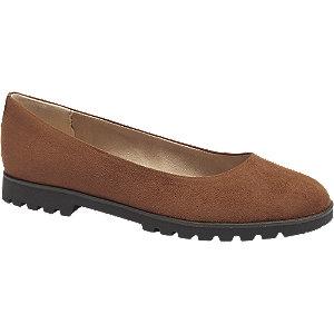 Cognac loafer Graceland