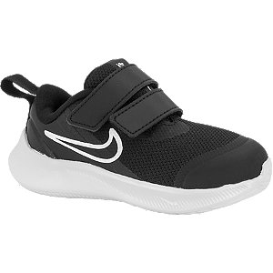 Zwarte Star Runner 3 Nike