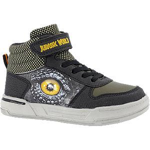 Zwarte sneaker klittenband Jurassic World