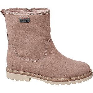 Modalite Deichmann Pink Warm Lined Ankle Boots