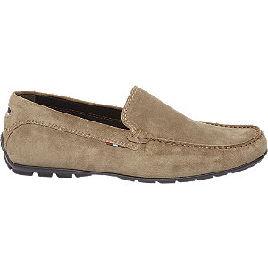 Taupe sude mocassin AM shoe maat 44